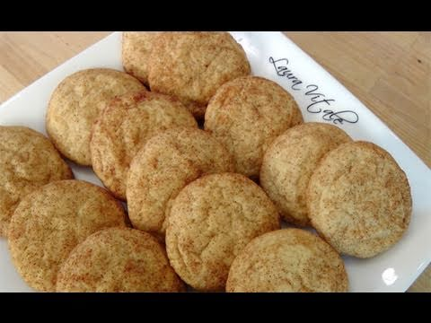 How to Make Snickerdoodles – Cookie Recipe by Laura Vitale Laura in the Kitchen Ep 107