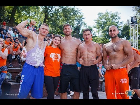 WORLD StreetLifting and Workout Records Championship VLOG - trip to Kiev 2018