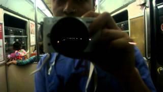 preview picture of video 'Viaje entre Blanqueado y Lo Prado de la Línea 5 del metro'