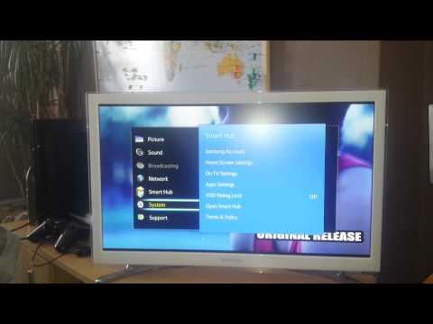Samsung led tv. 22inch h5610 smart tv