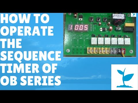 OB Series Sequence Timer