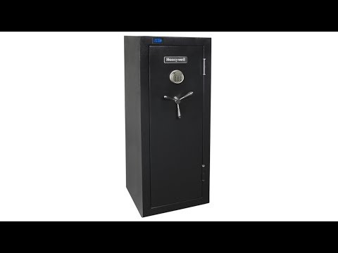 Honeywell Digital 14 Gun Safe with Temperature and Humidity Gauge (3014D)