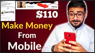 Earned $110 Just From Mobile Phone 🤩 | Online Earning | Make Money Online 2021 | Earn Money Online