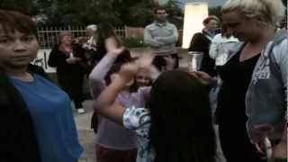 preview picture of video '2012-05-29 RIANO Fiaccolata. Raduno partenza tramonto'
