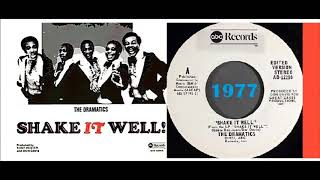 The Dramatics - Shake it Well 'Vinyl'