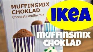 IKEA Muffinsmix Choklad – chocolate muffin mix