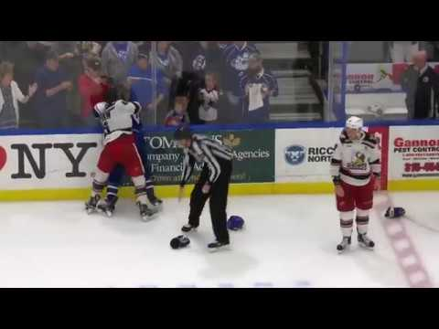 Matt Taormina vs. Colin Campbell
