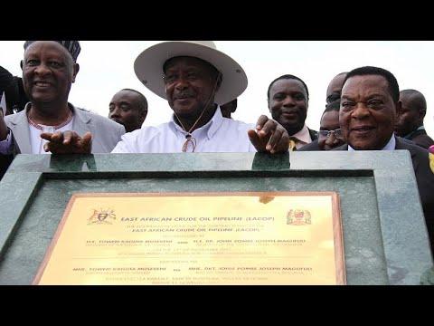 Ouganda-Tanzanie : accord relatif à la construction d'un pipeline Ouganda-Tanzanie : accord relatif à la construction d'un pipeline