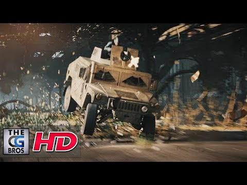 "CGI VFX Trailers : ""DAWN OF THE  STUFF"" – by  Alf Lovvold"