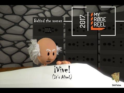 ¡Vive! (It's Alive!) - My RØDE Reel BTS