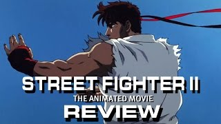Street Fighter II The Animated Movie Review  Scrambled Thoughts
