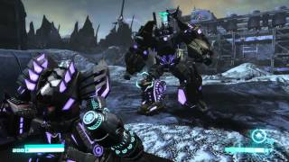 Transformers 3 Fall of Cybertron - Walkthrough Movie #005