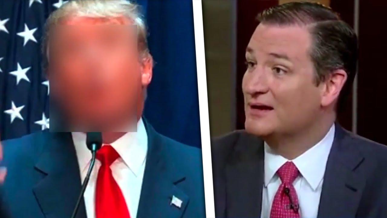 Ted Cruz Backs Donald Trump's 'Mexicans Are Rapists' Racism thumbnail