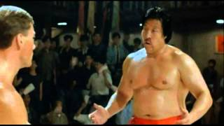 Bloodsport: Chong Li Vs Fighter   Frank Dux Vs Pumola