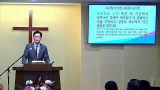 요한복음 강해(17) 파괴될 옛 성전, 세워질 새 성전(2)