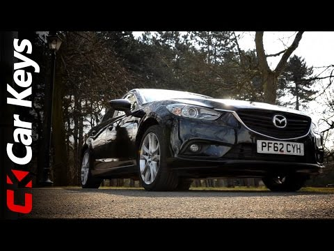 New Mazda 6 2013 review - Car Keys