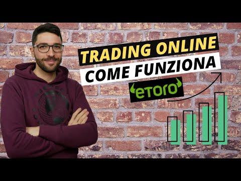 Definizione di un segnale di trading