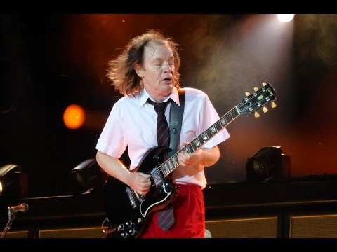 Baptism By Fire Lyrics – AC/DC