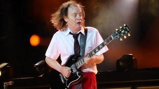 "AC/DC - BAPTISM BY FIRE - Nürnberg 08.05.2015 (""Rock Or Bust""-Worldtour 2015)"