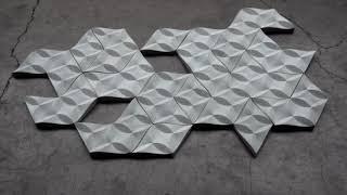 共生、叢生|全新水泥壁飾設計-前導|3HML 三惠製材所