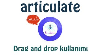 Articulate drag and drop kullanımı (Türkçe Anlatım)