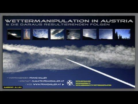 Wettermanipulation 2021