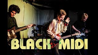 BLACK MIDI Live at The Windmill. Ducter and bmbmbm live.