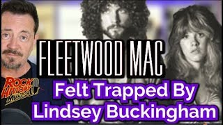 Fleetwood Mac Say They Had No Choice in Firing Lindsey Buckingham