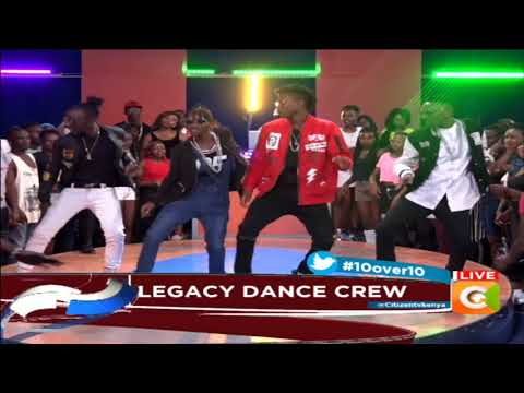 Performing Live Dance  crew of the week : Legacy Dance Crew