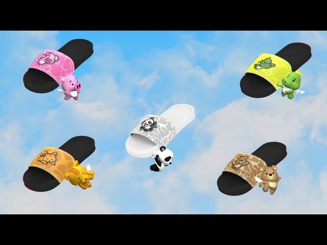 Terbang Ke Surga Bersama Slippers Sandal Crsl