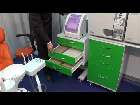 Стандарт оснащения стерилизационной ВОСОН на выставке MosExpoDental ФОРДЕНТ