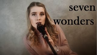 Seven Wonders  - Fleetwood Mac - Jordan Leaf cover