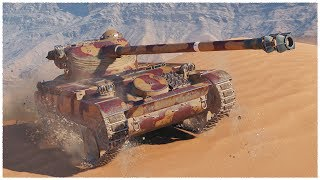 AMX 13 105 • The Aggressive Recon Specialist • WoT Gameplay