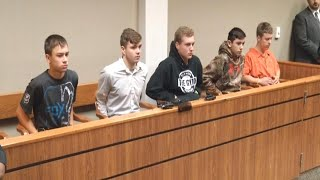 5 Teens Charged With Murder For Killing a Man While Throwing Rocks Off Overpass