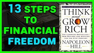 13 Principles for Becoming Rich - Think and Grow Rich - Animated Book Summary