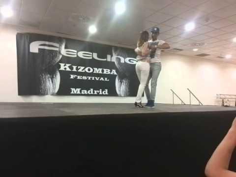 Edson Santos Feeling Kizomba Festival 2015
