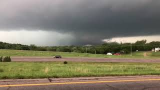 GET OUTTA TOWN!  WE TRACKED A SUPER-SUPER STORM TORNADO!