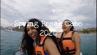 Cabo San Lucas Spring Break 2020