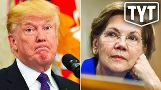 Elizabeth Warren Calls Trump