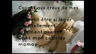 Les petits pieds de Léa ( paroles ) - Céline Dion