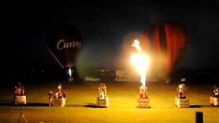 Big Bend Balloon Bash Fire Concert