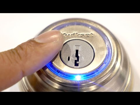 I Never Wanted a Smart Lock Until Now! (Kwikset)