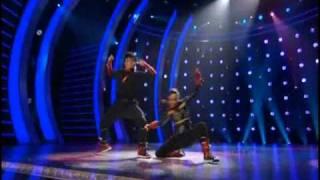 SYTUCD 7 - Hiphop Routine Ninja Dance