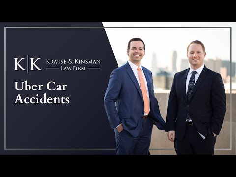 Uber Car Accidents | Kansas City Car Accident Attorney