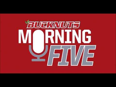 Buckeye Football is Back (Emergency Bucknuts pod)