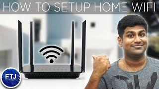 How to Setup your Home Wi-Fi