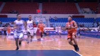 [Sport5]  Mike Tolomia with the dipsy doo on the break | PBA Philippine Cup 2019