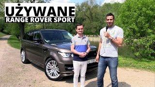 Land Rover Range Rover Sport 5.0 V8 510 KM - TEST używane - Zachar OFF