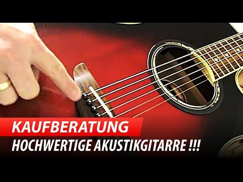 Gitarre Kaufen ♫ Akustikgitarre Yamaha Hochwertige Steelstring-Guitar
