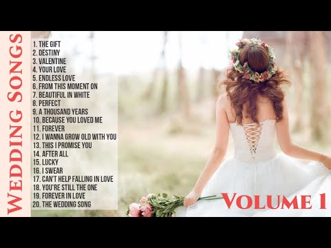 wedding songs vol 1 collection non stop playlist